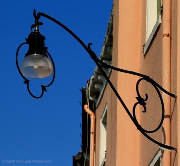 Street Lighting, Burano