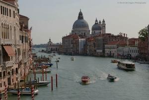 Grand Canal and Basilica di Santa Maria della Salute