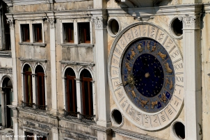 Torre dell'Orologio, Piazza San Marco