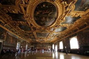 Sala del Maggior Consiglio (The Great Council Hall), Palazzo Ducale