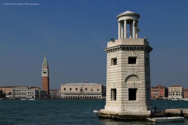 Piazza San Marco from Isola di S.Giorgio Maggiore