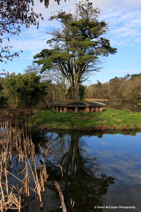 The Duck Pond, Culzean Castle