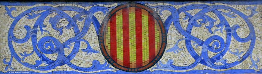Catalan Mosaic