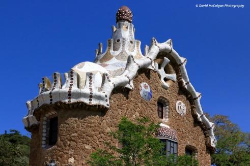 Antoni Gaudí's Park Güell