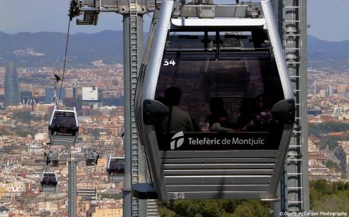 Montjuïc Cable Cars