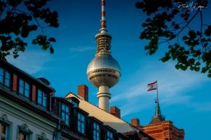 Berliner Fernsehturm (TV Tower)