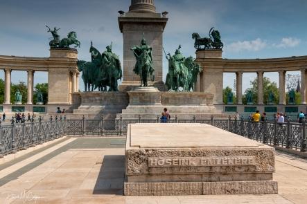 Millenium Monument, Budapest