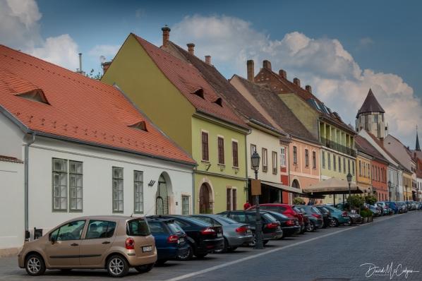 Fortuna Street, Budapest