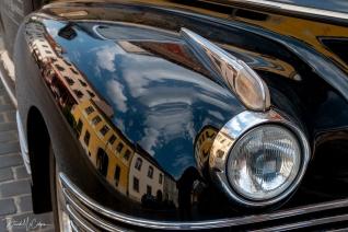 St. George Residence Vintage Car