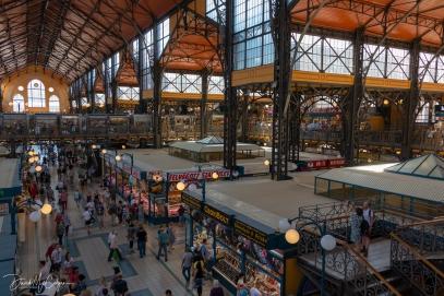 Nagyvásárcsarnok - Great Market Hall